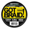 Tresse Got Braid Green 150m Spro min 2