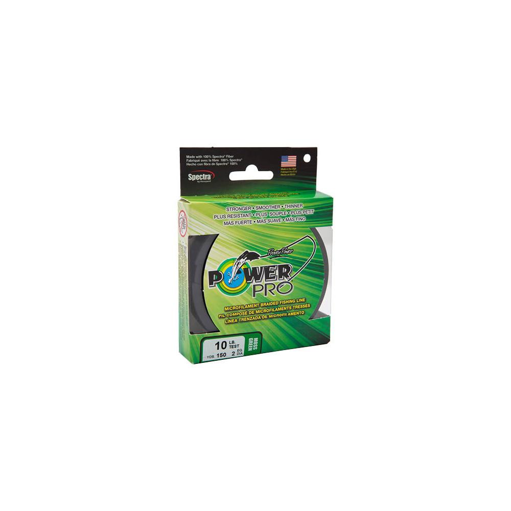 Tresse Moss Green 455m Power pro 1