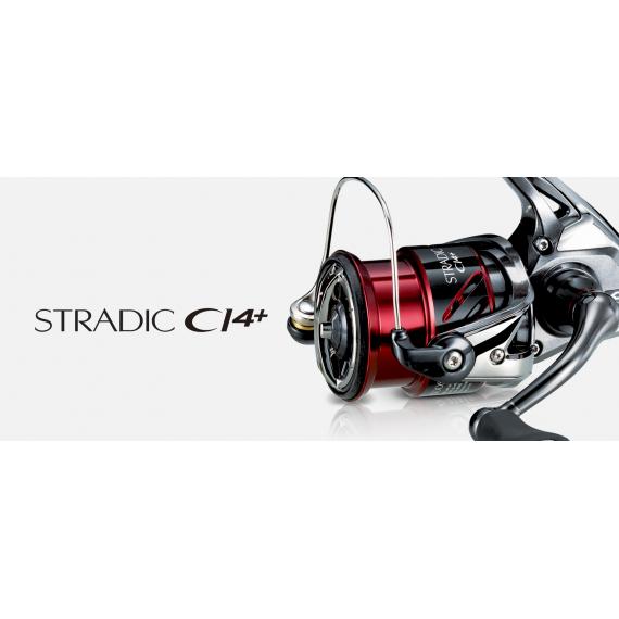 Moulinet Stradic ci4+ 2500 fb Shimano 1