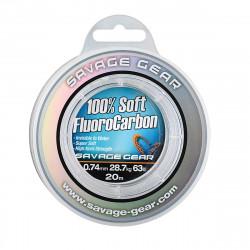 Soft Fluorocarbon Savage Gear