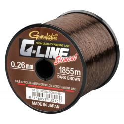Nylon G-line Element Brown Gamakatsu