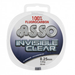 """Fluoro """"invisible clear"""" 30m Asso"""