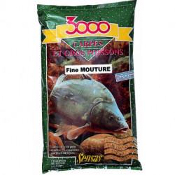 3000 karper 1kg Sensas
