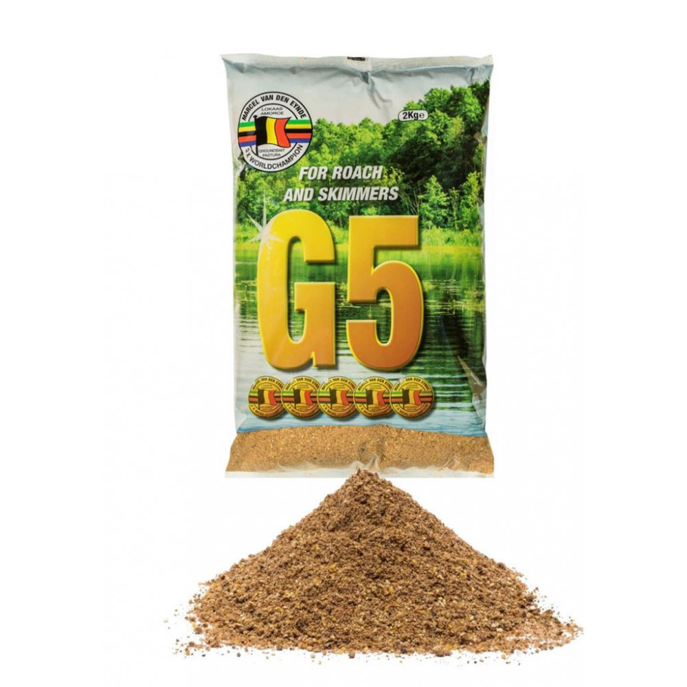 G5 2kg Van Den eynde 1